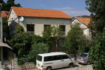 Property Brna (Korčula) - Accommodation 4468 - Apartments near sea.