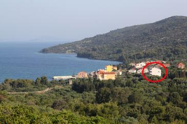 Uvala Soline, Dugi otok, Property 448 - Apartments and Rooms blizu mora with pebble beach.