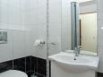 Bathroom - Studio flat AS-4482-b - Apartments Zavalatica (Korčula) - 4482