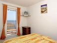 Bedroom - Studio flat AS-4482-b - Apartments Zavalatica (Korčula) - 4482