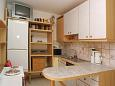 Kitchen - Studio flat AS-4482-d - Apartments Zavalatica (Korčula) - 4482