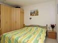 Bedroom - Studio flat AS-4482-d - Apartments Zavalatica (Korčula) - 4482
