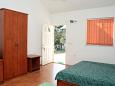Bedroom - Studio flat AS-4495-a - Apartments Mokalo (Pelješac) - 4495