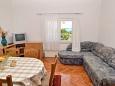 Living room - Apartment A-4504-a - Apartments Orebić (Pelješac) - 4504