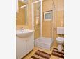 Bathroom 3 - Apartment A-4504-a - Apartments Orebić (Pelješac) - 4504