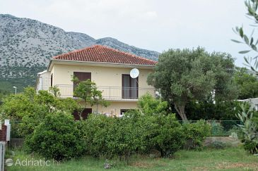 Property Orebić (Pelješac) - Accommodation 4523 - Apartments with pebble beach.