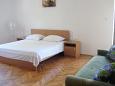 Sypialnia 1 - Apartament A-4524-a - Apartamenty Orebić (Pelješac) - 4524