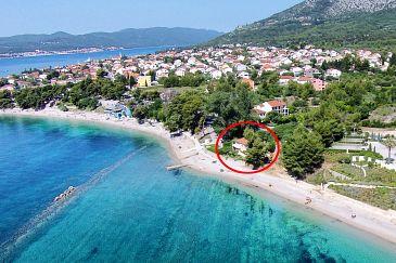 Obiekt Orebić (Pelješac) - Zakwaterowanie 4537 - Apartamenty blisko morza z piaszczystą plażą.