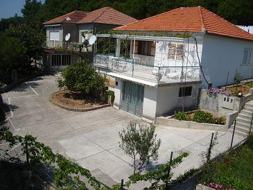 Property Kučište - Perna (Pelješac) - Accommodation 4540 - Apartments near sea with pebble beach.