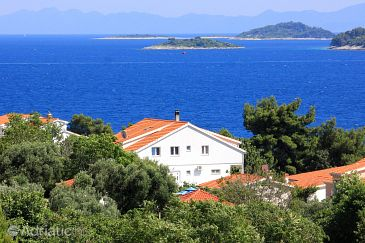 Property Kučište - Perna (Pelješac) - Accommodation 4541 - Apartments near sea with pebble beach.