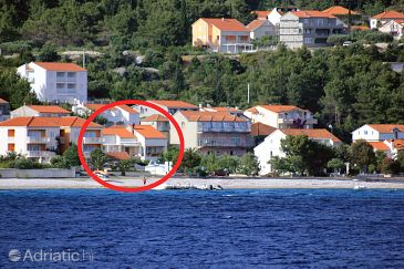 Property Orebić (Pelješac) - Accommodation 4548 - Apartments near sea with pebble beach.