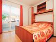 Bedroom 1 - Apartment A-4554-c - Apartments Orebić (Pelješac) - 4554