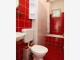 Bathroom - Apartment A-4556-a - Apartments and Rooms Sreser (Pelješac) - 4556