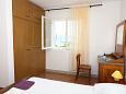Bedroom 2 - Apartment A-4560-b - Apartments and Rooms Sreser (Pelješac) - 4560