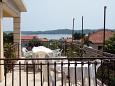 Orebić, Terrace 2 - view u smještaju tipa apartment, dopusteni kucni ljubimci i WIFI.