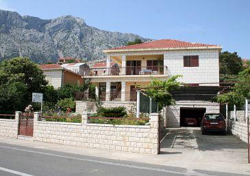 Obiekt Orebić (Pelješac) - Zakwaterowanie 4564 - Apartamenty ze żwirową plażą.