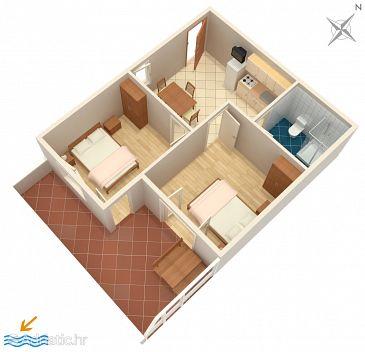 Apartment A-4565-c - Apartments Orebić (Pelješac) - 4565