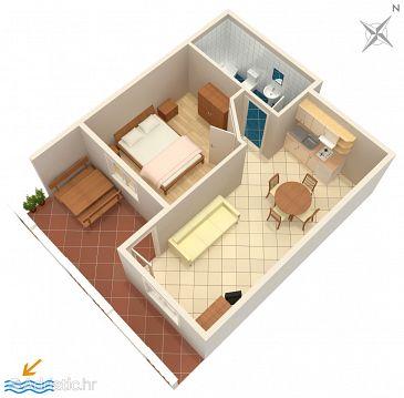 Apartment A-4565-f - Apartments Orebić (Pelješac) - 4565
