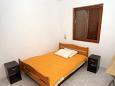 Sypialnia 1 - Apartament A-4568-b - Apartamenty Luka Dubrava (Pelješac) - 4568