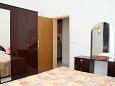 Žuljana, Bedroom 1 u smještaju tipa apartment.