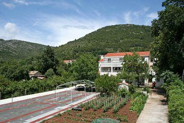 Obiekt Žuljana (Pelješac) - Zakwaterowanie 4574 - Apartamenty z piaszczystą plażą.