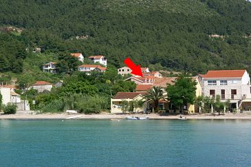 Žuljana, Pelješac, Property 4576 - Apartments and Rooms blizu mora with sandy beach.