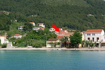 Obiekt Žuljana (Pelješac) - Zakwaterowanie 4576 - Kwatery blisko morza z piaszczystą plażą.