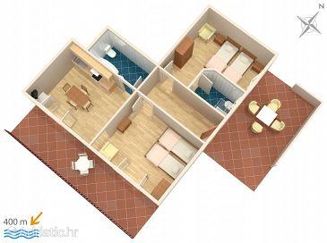 Apartment A-4579-b - Apartments Orebić (Pelješac) - 4579