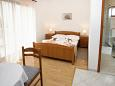 Bedroom - Studio flat AS-458-b - Apartments Okrug Gornji (Čiovo) - 458
