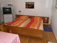 Sypialnia - Apartament A-4589-b - Apartamenty Jelsa (Hvar) - 4589