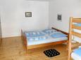 Sypialnia - Apartament A-4589-c - Apartamenty Jelsa (Hvar) - 4589