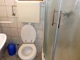 Bathroom - Studio flat AS-4589-a - Apartments Jelsa (Hvar) - 4589