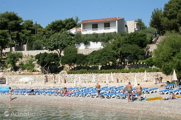 Hvar, Hvar, Property 4591 - Apartments blizu mora with pebble beach.