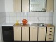 Kitchen 1 - House K-4592 - Vacation Rentals Uvala Girna Luka (Hvar) - 4592