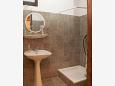 Bathroom - Apartment A-4595-d - Apartments Jelsa (Hvar) - 4595