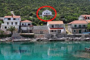 Obiekt Uvala Zaraće (Hvar) - Zakwaterowanie 4597 - Apartamenty blisko morza.