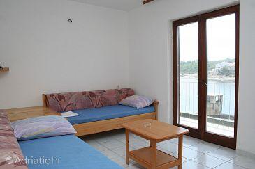 Basina, Living room u smještaju tipa apartment, dopusteni kucni ljubimci.