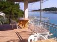 Terrace - Apartment A-4599-b - Apartments Basina (Hvar) - 4599