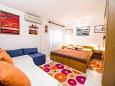 Bedroom 1 - Apartment A-461-c - Apartments Grebaštica (Šibenik) - 461