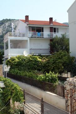 Property Hvar (Hvar) - Accommodation 4611 - Apartments with pebble beach.