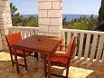 Terrace - Studio flat AS-4614-d - Apartments Hvar (Hvar) - 4614