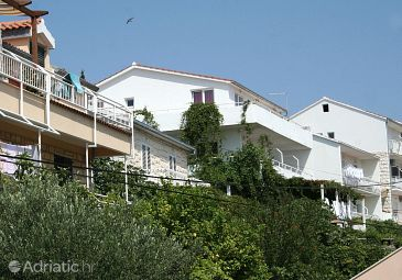 Property Hvar (Hvar) - Accommodation 4615 - Apartments with pebble beach.