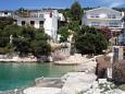 Jagodna (Brusje), Hvar, Property 4619 - Apartments blizu mora with pebble beach.