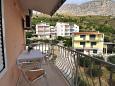Balcony 2 - Apartment A-4632-a - Apartments and Rooms Duće (Omiš) - 4632