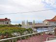 Taras - widok - Apartament A-4632-c - Kwatery Duće (Omiš) - 4632