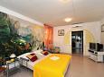 Pokój dzienny - Apartament A-4632-e - Kwatery Duće (Omiš) - 4632