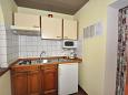 Kitchen - Studio flat AS-4632-f - Apartments and Rooms Duće (Omiš) - 4632