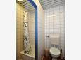 Bathroom - Studio flat AS-4632-f - Apartments and Rooms Duće (Omiš) - 4632