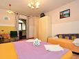 Bedroom - Studio flat AS-4632-f - Apartments and Rooms Duće (Omiš) - 4632