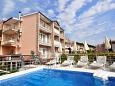 Property Duće (Omiš) - Accommodation 4632 - Apartments and Rooms with sandy beach.